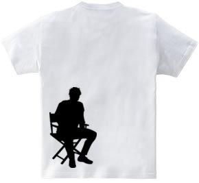 映画監督 Tシャツ