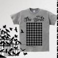 ヒッチコック 鳥 Tシャツ