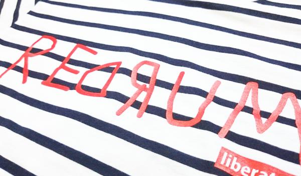 redrum logo T-shirts