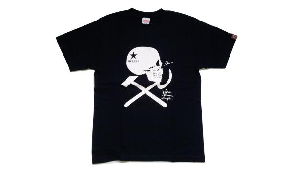 ロック スカル ドクロ Tシャツ