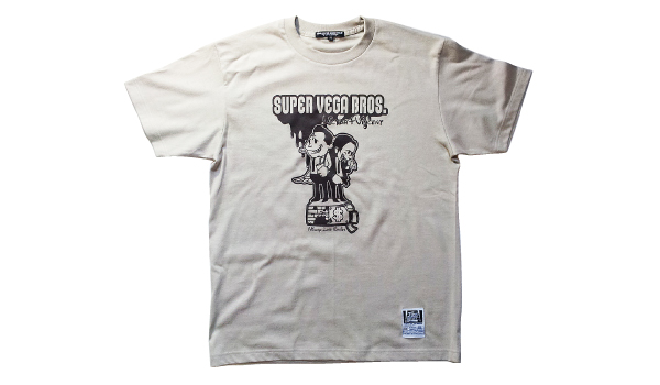 ベガブラザーズTシャツ