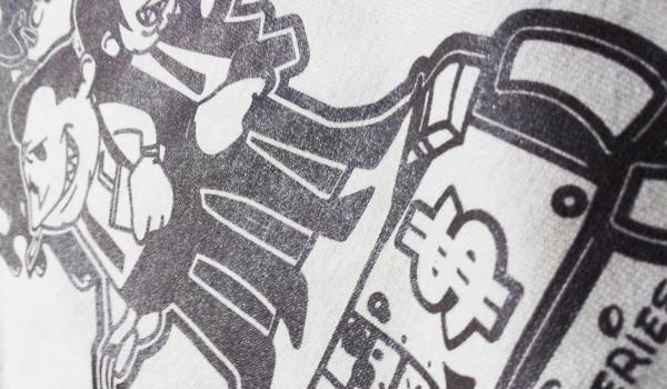 ベガブラザーズTシャツ2