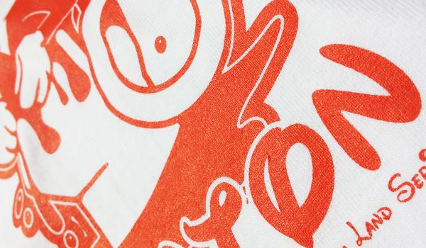 トレインスポッティングTシャツ1