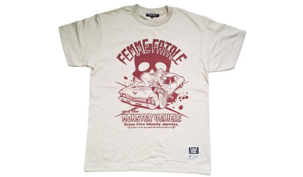 グラインドハウス Tシャツ