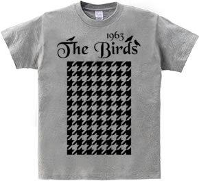 ヒッチコックTシャツ 映画Tシャツ 前面